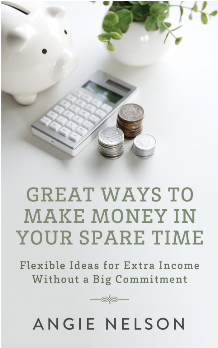 Great Ways to Make Money in Your Space Time by Angie Nelson