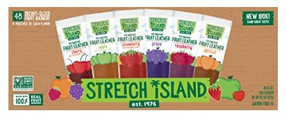 Stretch Island Fruit Leather Snacks