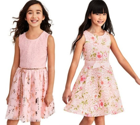 The Children's Place Easter Dresses Girls