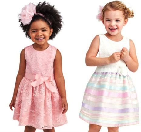 The Children's Place Easter Dresses Toddler