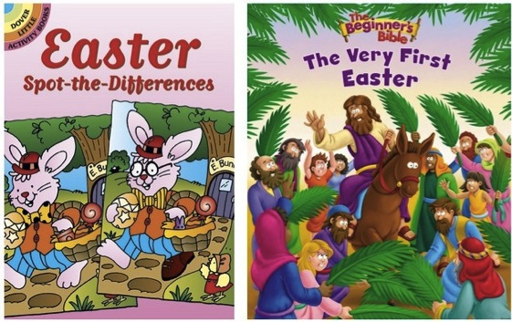 The Very First Easter Book