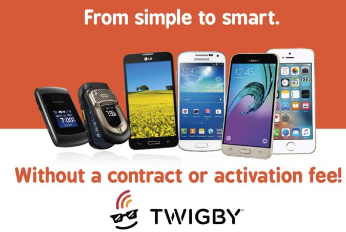 Twigby Phone Plan