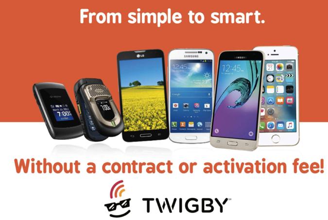 Twigby Phone Plan