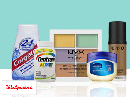 Walgreens Health and Beauty Products
