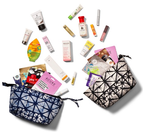 Whole Foods Market Limited Edition Beauty Bags ONLY $20 ($100 Value)