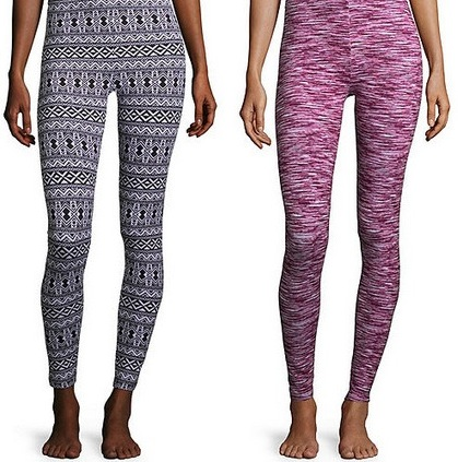 31c54a1575 JCPenney: Women's Printed Leggings as low as $2.24 (Reg. $20 ...