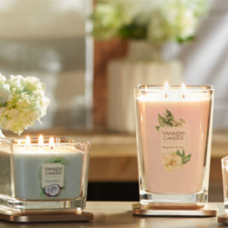 Yankee Candle Spring Scents