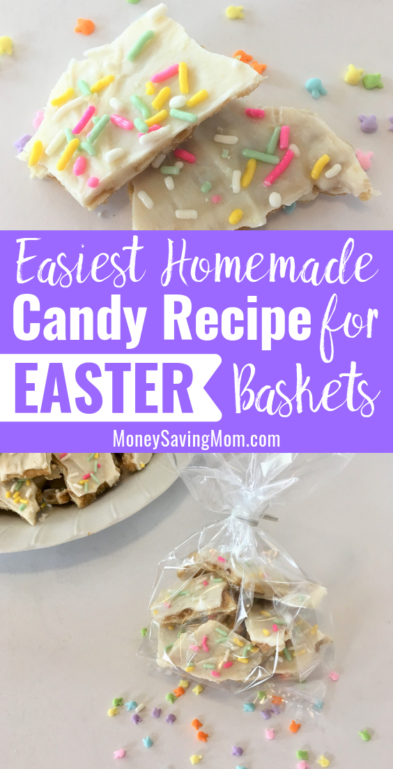 Easiest Homemade Easter Candy Recipe