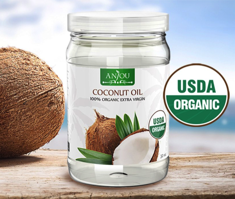Anjou Organic Coconut Oil