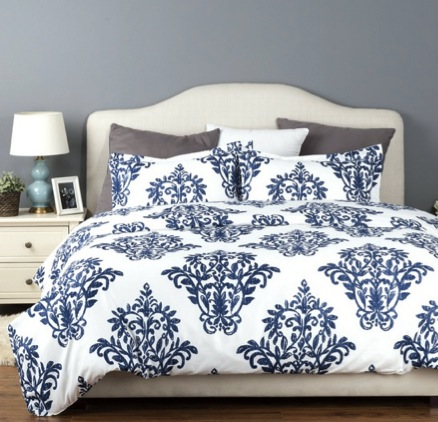 Bedsure Duvet Cover & Sham Sets