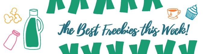 Best Freebies This Week