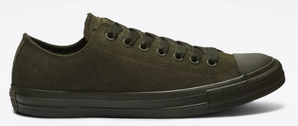 Chuck Taylor All Star Suede Mono Low Top