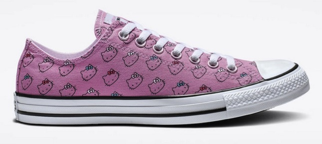 Converse Hello Kitty Chuck Taylor Shoes Only $24.48 Shipped