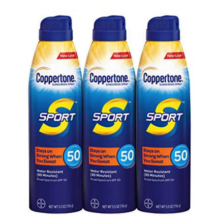 Coppertone Spray Sunscreen
