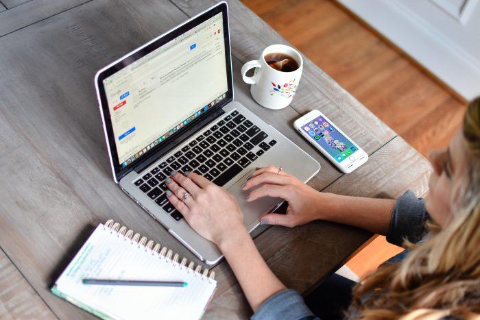 free online blog class