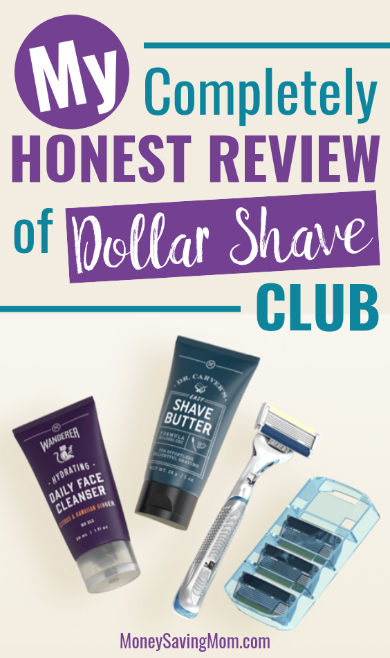 An Honest Dollar Shave Club Review