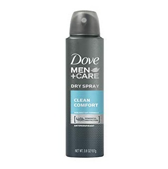 Dove Men+Care Clean Comfort Dry Spray