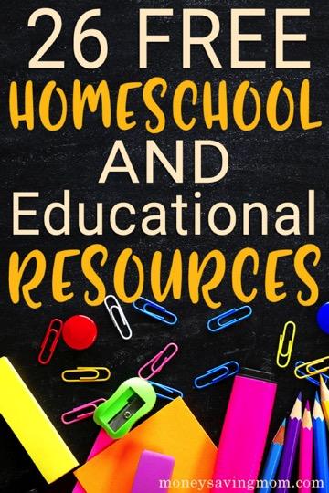 Free Homeschool Curriculum