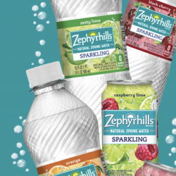 Free Sparkling Water