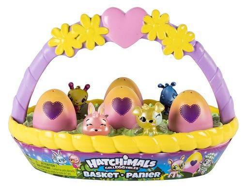 Hatchimals CollEGGtibles Easter Basket