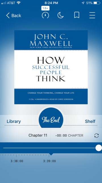 How Successful People Think by John Maxwell