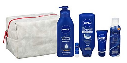 NIVEA Pamper Time Gift Set