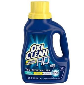 Oxi Clean Laundry Detergent (40 oz)