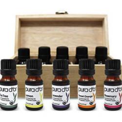 Pura D'or Organic Essential Oils