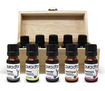 Pura D'or Organic Essential Oils