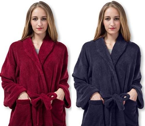 Pembrook Ladies Robe