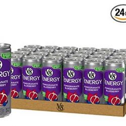 V8 +Energy, Juice Drink with Green Tea