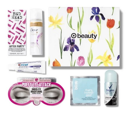 April Target Beauty Box