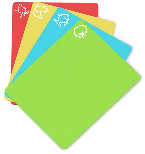 Color Coded Cutting Mats