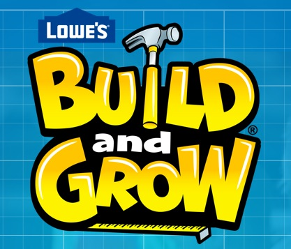 Build & Grow Event at Lowe's