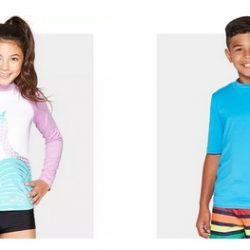 Target Kids Swimwear