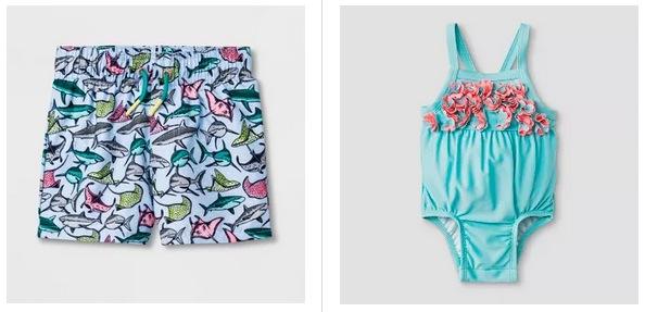 Target Baby Swimwear