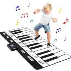 Giant Piano Keyboard Playmat w/ 8 Instrument Settings