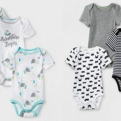 Target Baby Bodysuits