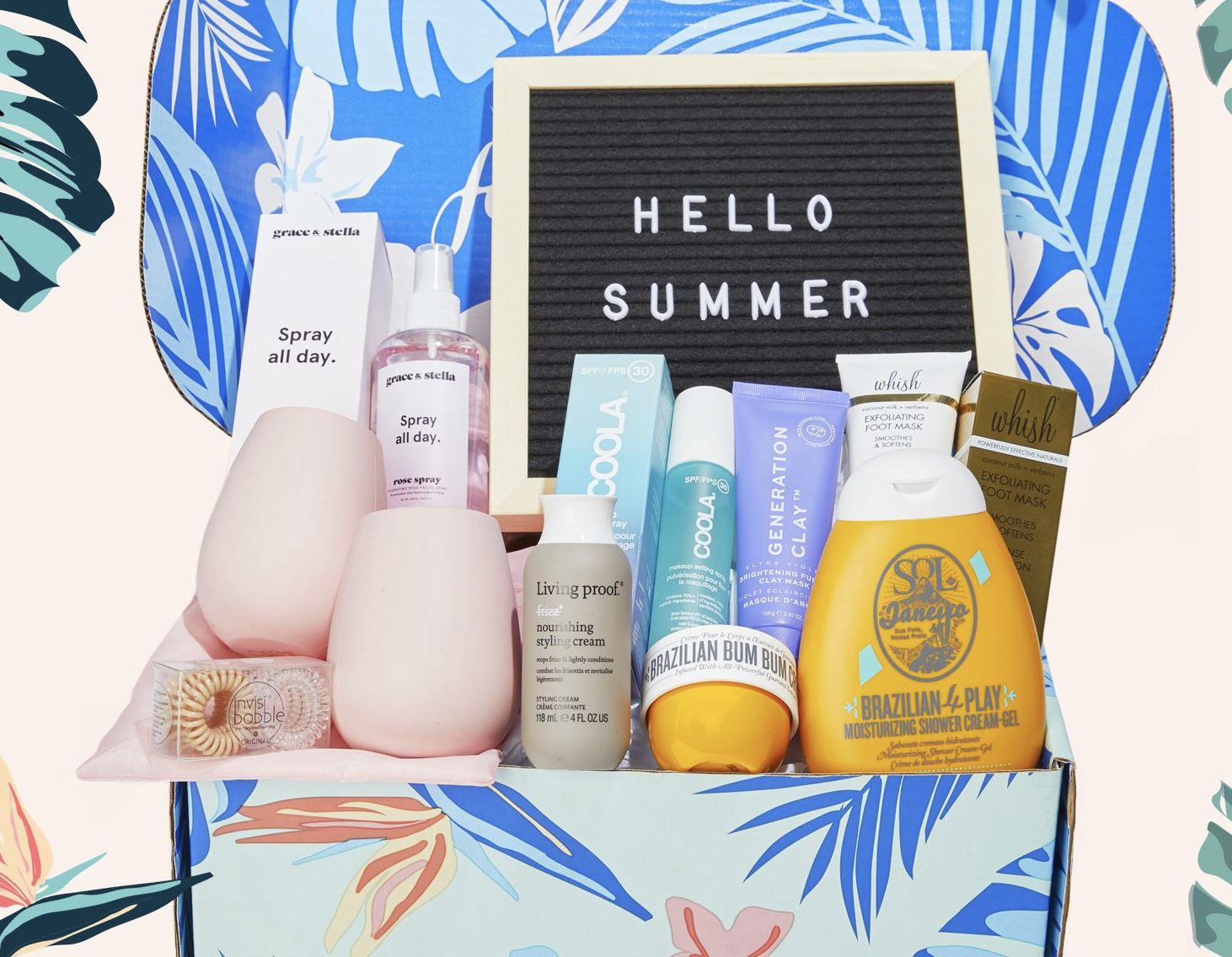 FabFitFun Promo Code: Get $240 worth of full-size products
