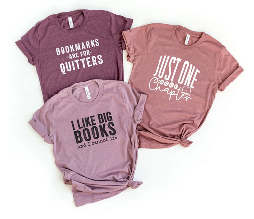 Reading Tees