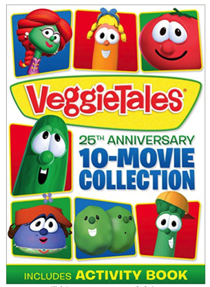 VeggieTales 10-Movie Collection
