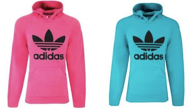 Women's Adidas Hoodies