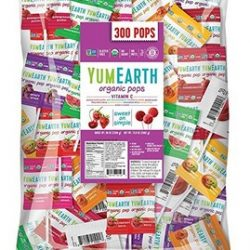 YumEarth Organic Vitamin C Lollipops