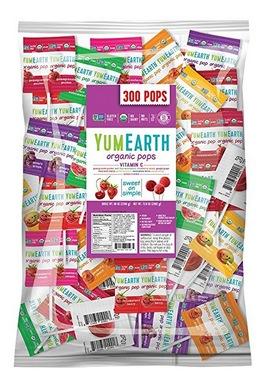 YumEarth Organic Vitamin C Lollipops