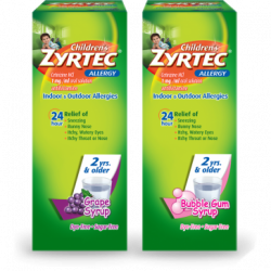 Children's Liquid Zyrtec