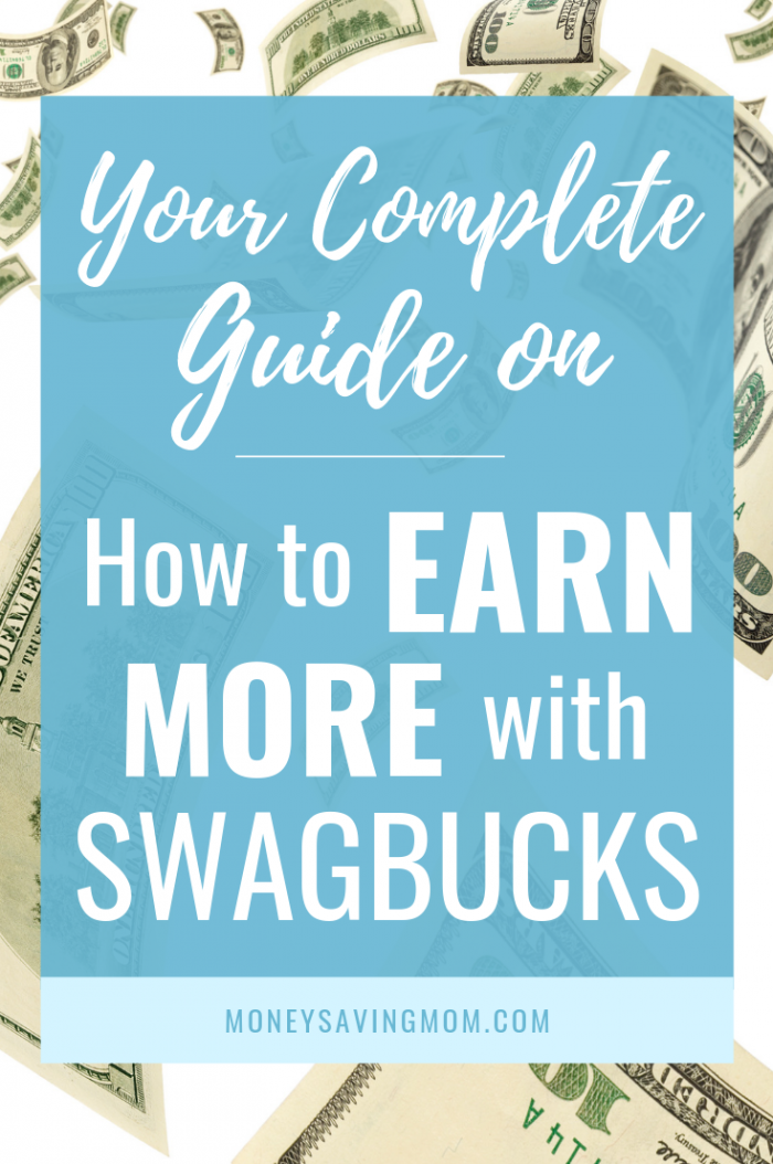 how to earn more with Swagbucks