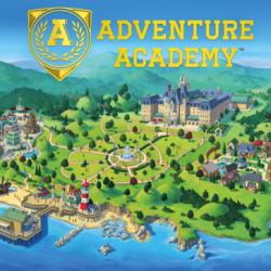 Adventure Academy virtual world