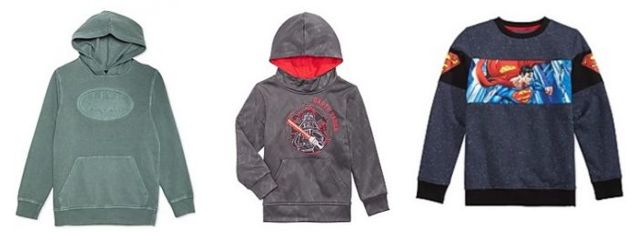 Boy's Hoodies