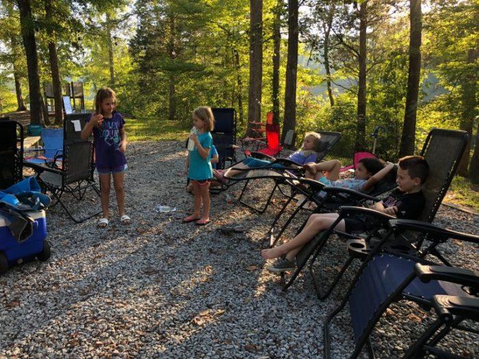 Camping Zero Gravity Chairs