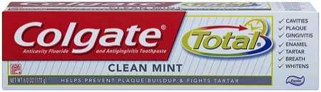 Colgate TS Toothpaste